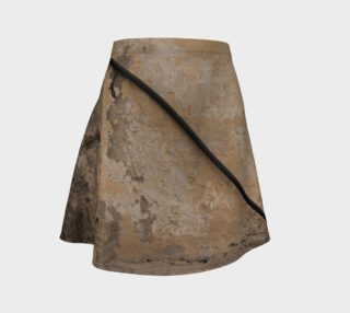 Utterly Italy Matera Wall Flare Skirt preview