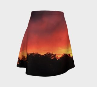 Santa Fe Sunset Flare Skirt preview