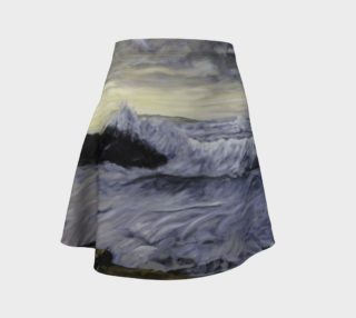 """Cusp"" Flare Skirt preview"