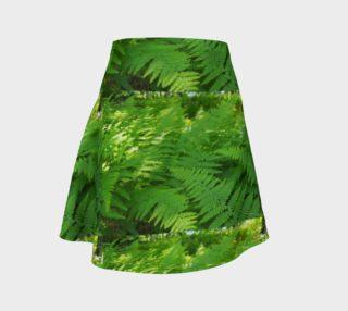 Verdant Flare Skirt preview