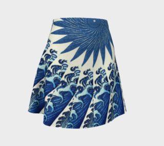 Aperçu de Mandala Dream flare skirt