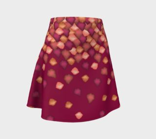 Falling Leaves Flare Skirt preview