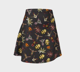 Aperçu de Orchids of Tambopata 1 Flare Skirt