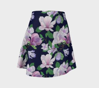 Magnolia Floral Frenzy Flare Skirt preview