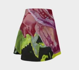 """My Funky Valentine"" Flare Skirt preview"