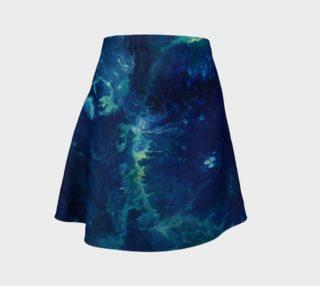 Aperçu de Mystery in blue Skirt