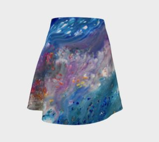 Aperçu de Fleur en mouvement Skirt