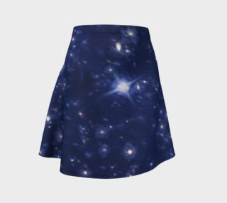 Starry night sky preview