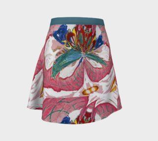 Fresh Gale Full-Blossom Flare Skirt preview