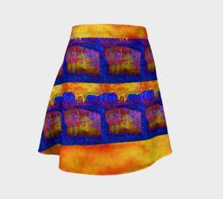 Atomic Arles Mini-Fireball Flare Skirt preview