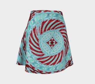 Ice Age Candy Spinner Flare Skirt preview