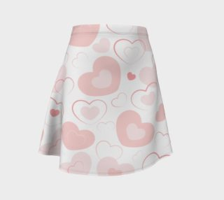Pastel Pink Hearts preview
