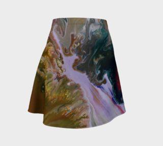 Aperçu de Golden Flowers Skirt