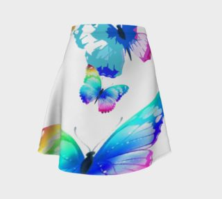 Butterfly Flare Skirt  104-3 preview