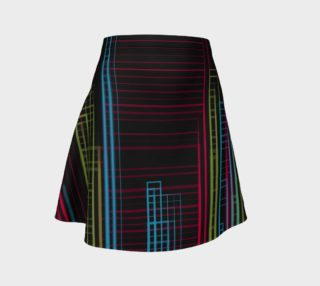 City Slicker Flare Skirt preview