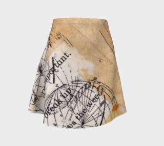 The Break Up Flare Skirt preview