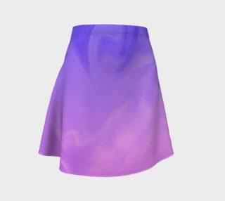 Purple Pink Ombre Design  aperçu
