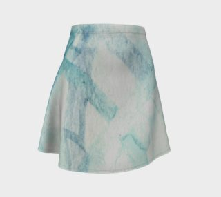 Ocean Fireworks Flare Skirt preview