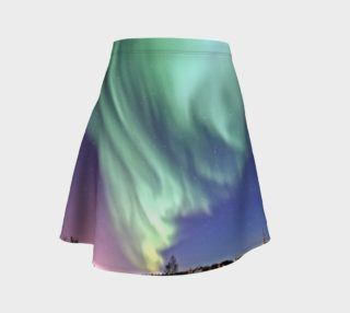 Swirling Northern Lights Skirt preview