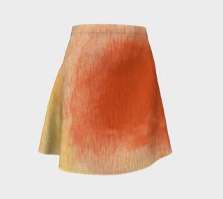 Poppy Paradise Flare Skirt preview