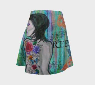Aperçu de Beautiful Rebellion Flare Skirt
