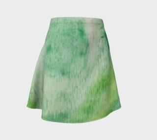 Fleur Verte Flare Skirt preview