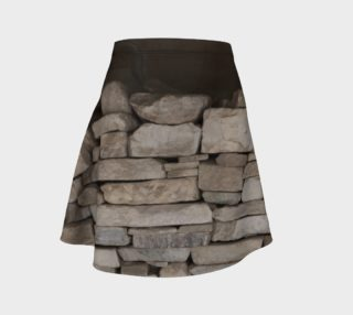 Textural Antiquities Herculaneum Five Flare Skirt preview