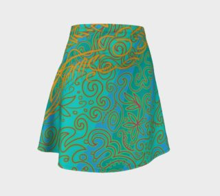 Scribe Flare Skirt preview