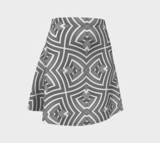 Aperçu de Knots & waves monochrome