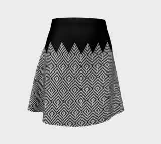 Zigzag Tribal pattern preview