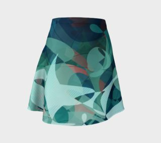 Aperçu de Tealinit Flared Skirt