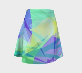 Limeade Flared Skirt preview