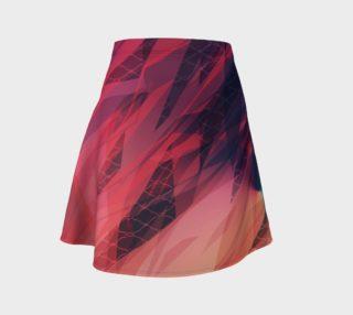 Legato Flared Skirt preview