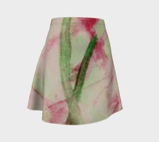 Noel Stained Glass Flare Skirt preview