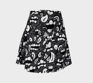 Recurring Monster Flare Skirt preview