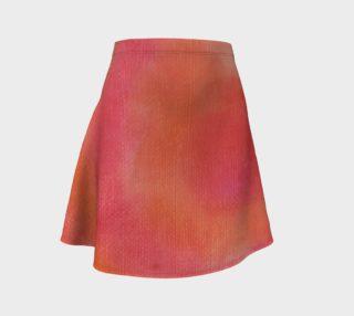 Poppy Song Flare Skirt preview