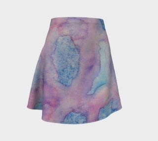 Chantant Violettes Flare Skirt preview