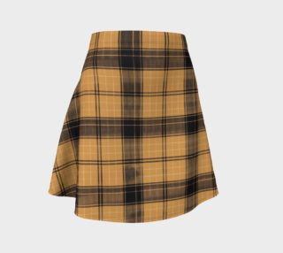 Loyal Yellow Plaid Skirt preview