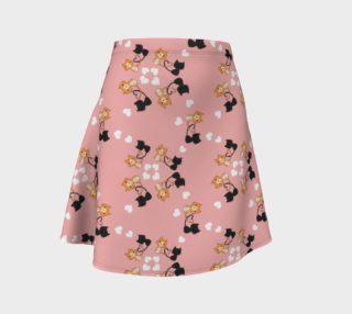 Kitten Skirt preview