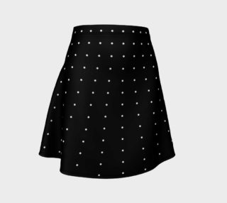 Umsted Design Black with White Polka Dots preview