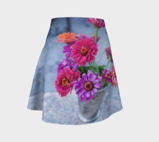 Aperçu de Zinnia Bouquet Skirt