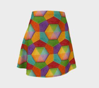 Aperçu de Rainbow Hexagons