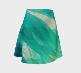 Legato Inverted Flared Skirt preview