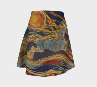 Out of the Sun Flare Skirt preview