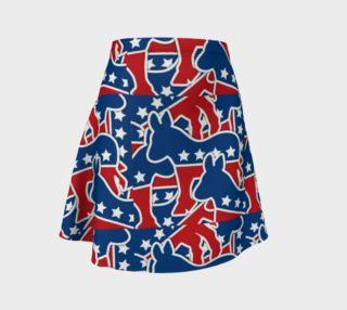 Democrat Donkey Skirt preview