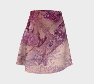 Purple Copper Majesty Flare Skirt preview