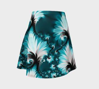 Nikki's Fractal Flare Skirt preview