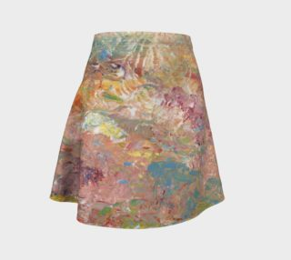 Topography Flare Skirt preview