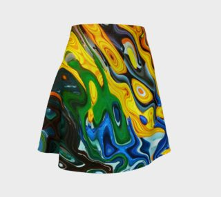 Glass 8 flare skirt preview