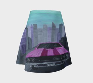 Aperçu de Dodge Challenger Flare Skirt